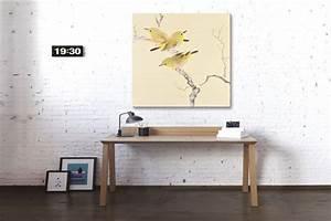 Decoration Murale Tableau : tableau d co murale pinsons izoa ~ Teatrodelosmanantiales.com Idées de Décoration