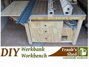 Werkbank Selber Bauen : best 25 werkbank selber bauen ideas on pinterest ~ Frokenaadalensverden.com Haus und Dekorationen