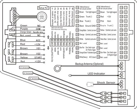 Car Keyles Entry Wiring Diagram by Passive Keyless Entry Genvibe Community For Pontiac