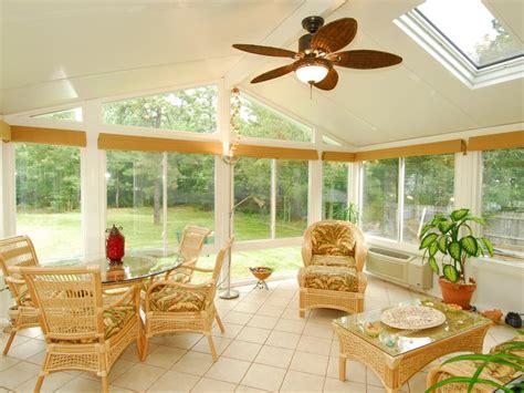 Four Seasons Sunroom by Inspired Sunrooms Hgtv