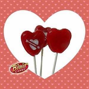 "We ""Heart"" Lollipops! 