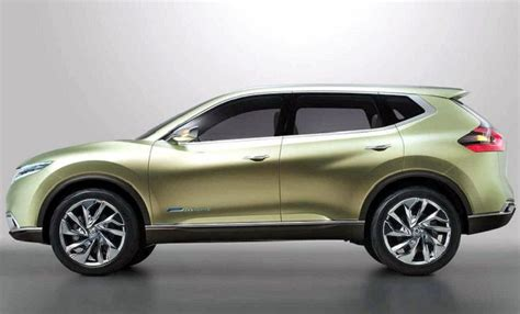 Nissan Rogue Redesign 2020 by 2020 Nissan Rogue Sport Redesign Engine Specs Release