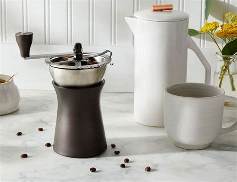 Reaching that goal is pleasurable trial and error, keeping everything—water temperature and volume, bean. The 8 Best Manual Coffee Grinders for Freshly Ground Beans in 2020 | SPY