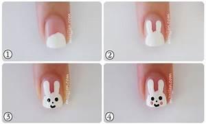 Missjjan s beauty bunny nail art