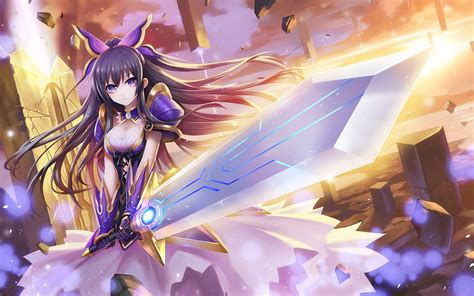 Anime Like Date A Live Date A Live Hd Wallpaper And Background Image