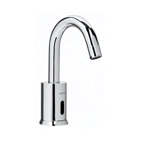 style kitchen faucets f6010101 sensor tap cera sanitaryware limited