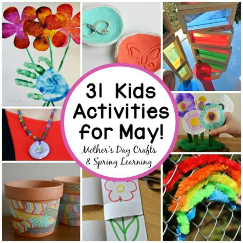 31 may crafts amp activities for where imagination grows 478 | 31 may crafts mothers day spring activities small