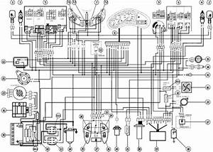 Ducati 1098 Electrical Circuit Diagram  59199