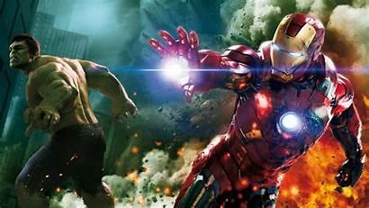 Avengers Marvel Desktop Advertisements