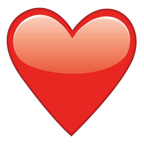 Red Heart Emoji