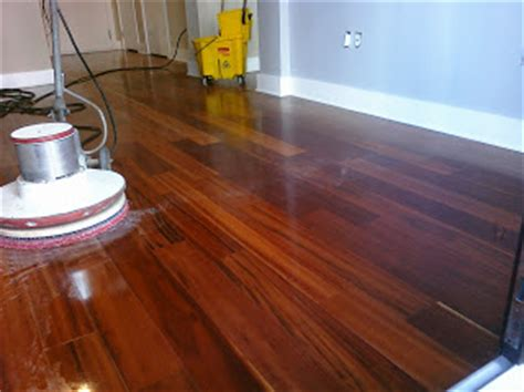 eco clean of tennessee removing orange glo from hardwood floors