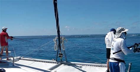 Fishing Boat Charter Seychelles by Fishing From Charter Sailing Catamarans Seychelles