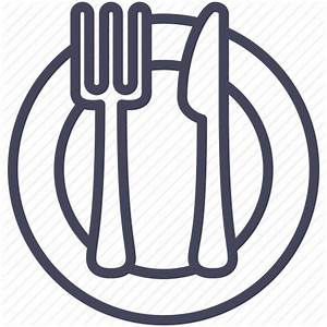 Cutlery, dinner, eating, expenses, lunch icon | Icon ...