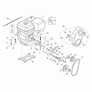 Belle Pro900 5 5hp Manual Drive Kits 04 03 Concrete Power