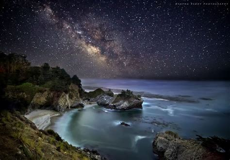 Milky Way Falls Sapna Reddy Scenes