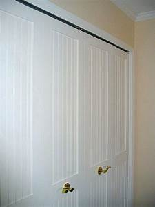 Beadboard closet doors for Beadboard closet doors