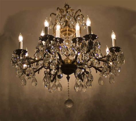 12 best images about antique brass chandeliers on