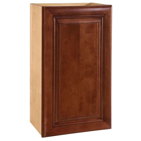kitchen wall cabinet doors home decorators collection lyndhurst assembled 9x42x12 in 6397