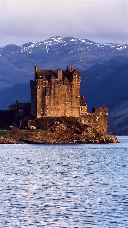 Castle Donan Eilean Mobile