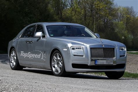 2014 rolls royce ghost picture 503680 car review top