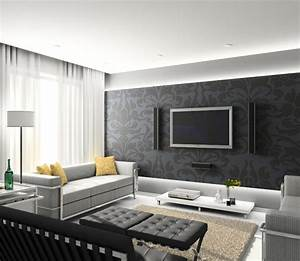 15 modern living room decorating ideas for Modern contemporary living room decorating ideas