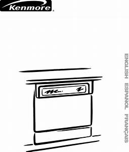Kenmore Dishwasher 665 177 User Guide