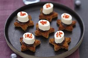 Apéritif Pour Noel : toast de no l id es de recettes pour ap ritif festif ~ Dallasstarsshop.com Idées de Décoration