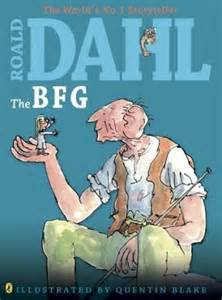 Pictures From Book BFG by Roald Dahl