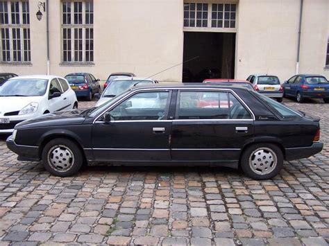 Renault 25 Limousine Photos And Comments Www Picautos Com