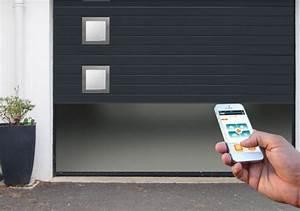 Motorisation De Porte De Garage : la porte de garage atlantem s adapte vos envies ~ Melissatoandfro.com Idées de Décoration