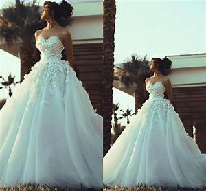 2015 spring wedding dresses said mhamad a line applique With custom made wedding dresses online