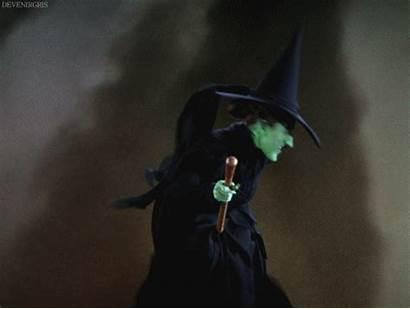 Witch Wicked West Fanpop Flying Oz Wizard