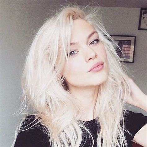 Hair White Skin by 17 Best Ideas About White Hair On White