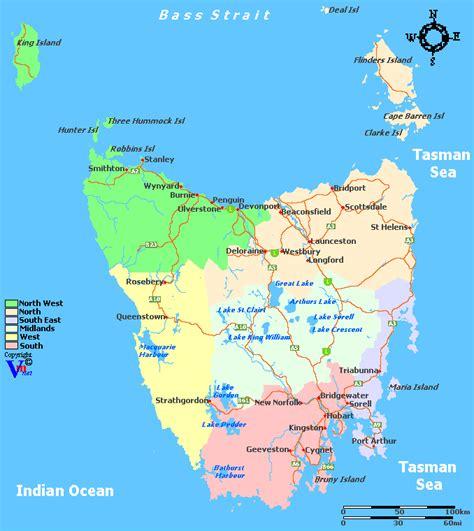 australia tourism bureau tasmania