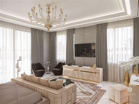 Luxury Master Bedroom Interior Design In Dubai  2019 Spazio