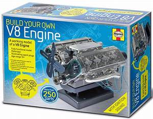 Brand New Build Your Own Haynes V8 Model Internal