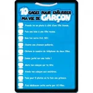 Gage Enterrement Vie De Garcon by Gages Enterrement Vie De Gar 231 On Humour Blague En Image