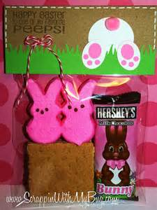 Treats for Easter S'mores Peeps