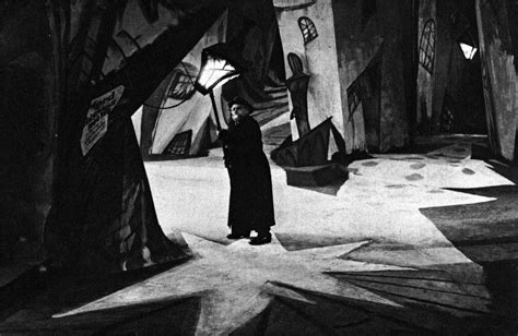 the cabinet of dr caligari 1920 german expressionism