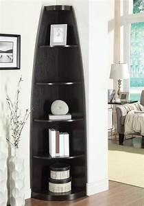 Living Room Corner Bookshelf arthur brown custom corner