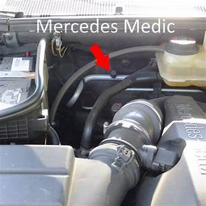 Ac Charging Chart 134a Diy Mercedes Ac Recharge Howto The Easy Way Mb Medic
