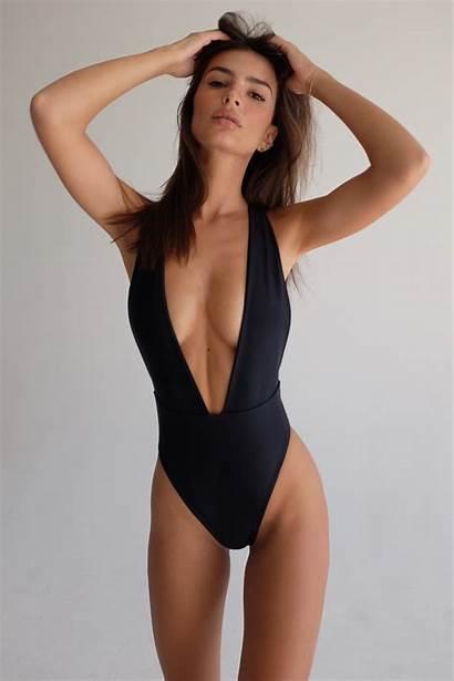 Ratajkowski Emily Photoshoot Swimwear Perfect Inamorata Ass