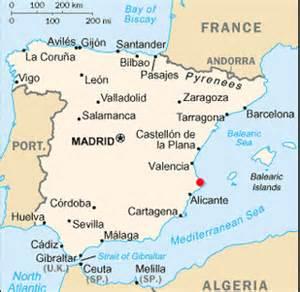 Granada Kitchen by Holiday Villa Rental Accommodation In Denia Alicante Spain