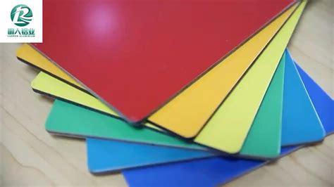 aluwell composite panel acp aluminum composite panel  nepal market buy aluminum composite
