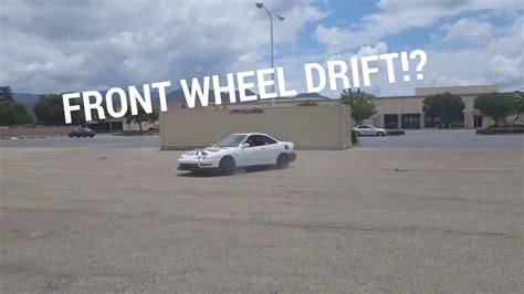 How To Drift Fwd by How To Drift A Fwd Car