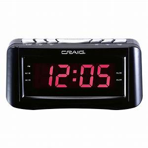 Digital Alarm Clock Png