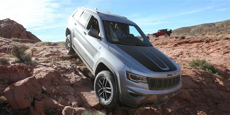 jeep trailhawk 2017 jeep grand cherokee trailhawk review caradvice