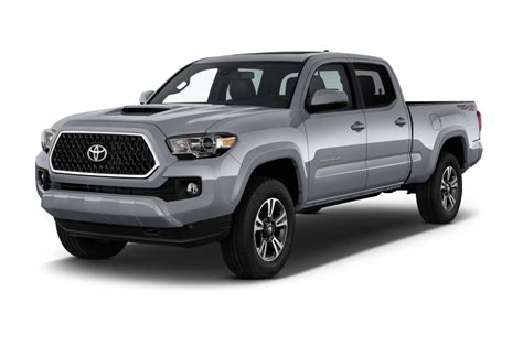 2018 Toyota Tacoma Reviews And Rating Motortrend