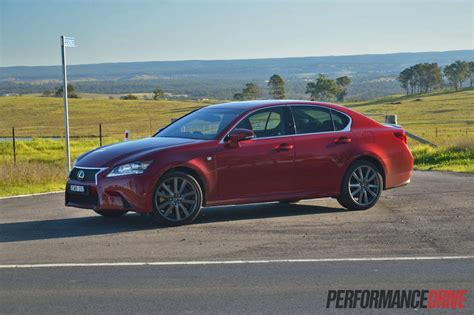 lexus gsf red 2013 lexus gs 350 f sport crimson crystal red