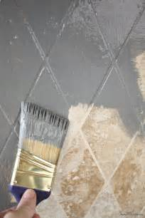 how to paint kitchen tile backsplash how i transformed my kitchen with paint painted tiles and kitchens